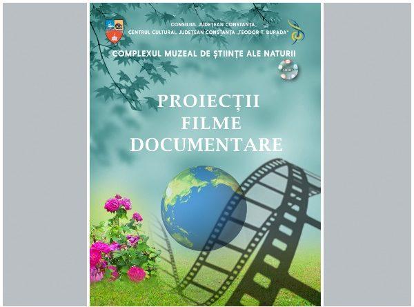 proiectii filme documentare delfinariu