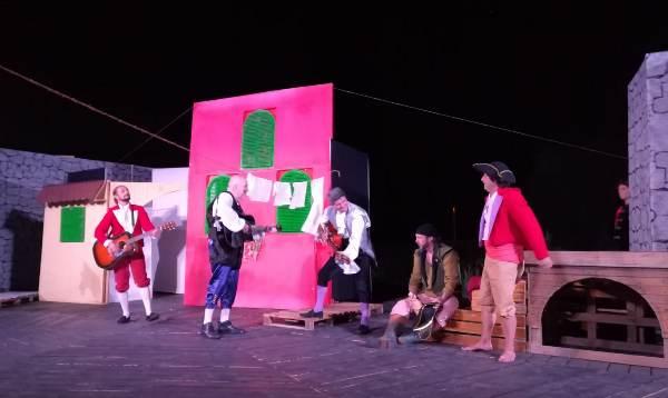 galcevile din chioggia seri de teatru la pontul euxin 2