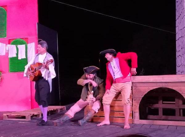 galcevile din chioggia seri de teatru la pontul euxin