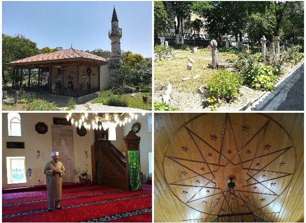 geamia moscheea esmahan sultan mangalia