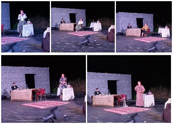 maria tanase Seri de teatru la Pontul Euxin