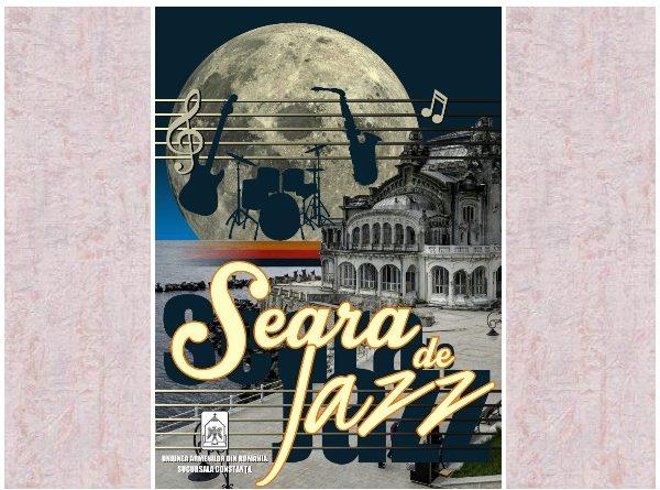seara de jazz afis 2019
