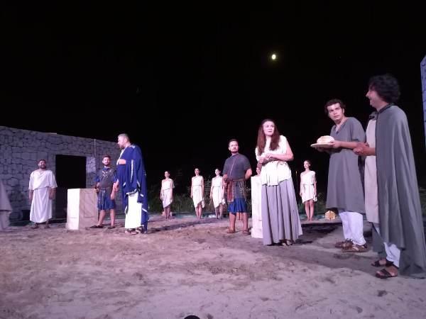 viata si patimirile lui publius ovidius naso seri de teatru la pontul euxin