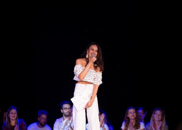 Adela Mihai. Gala HOP 2019. Credit foto Andrei Gindac