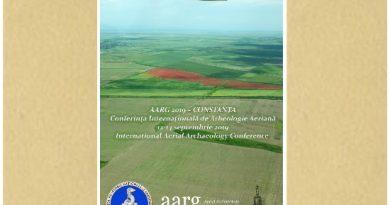 Afis_AARG_2019 conferinta de arheologie aeriana constanta