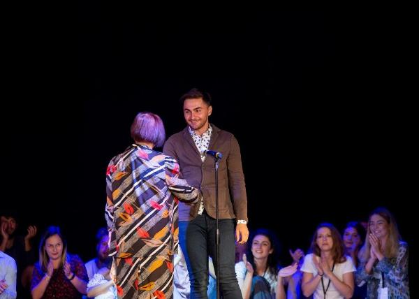 Raul Lazarescu. Gala HOP 2019. Credit foto Andrei Gindac