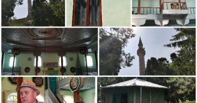 geamia sultan medgid