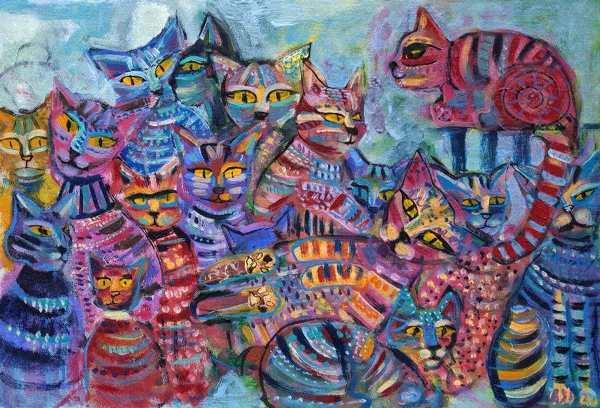intalniri cu pisici mihaela onesa