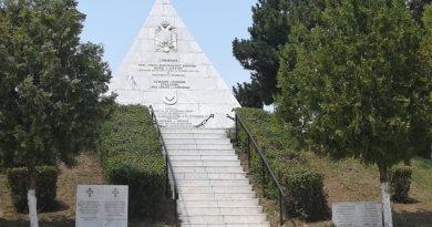 piramida-alba-medgidia monumentul soldatilor sarbi
