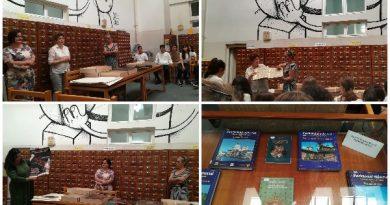 zilele europene ale patrimoniului biblioteca judeteana constanta