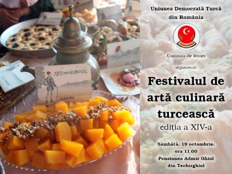 afis festival arta culinara turceasca 2019