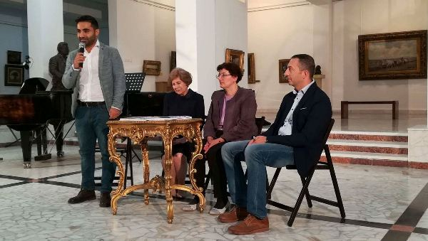 ziua limbii, alfabetului si culturii armene - lansare carte