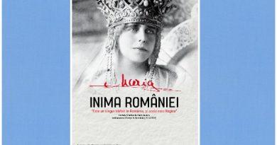 Maria-Inima Romaniei afis