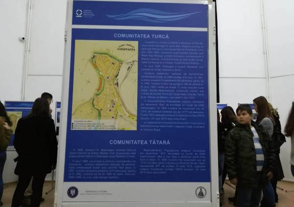 comunitatea turca si tatara din constanta