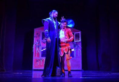 cosmarul lui puck teatrul pentru copii si tineret calutul de mare constanta