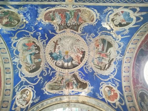 manastirea-sarba-sfantul-gheorghe-din-birda-judetul-timis-tavan