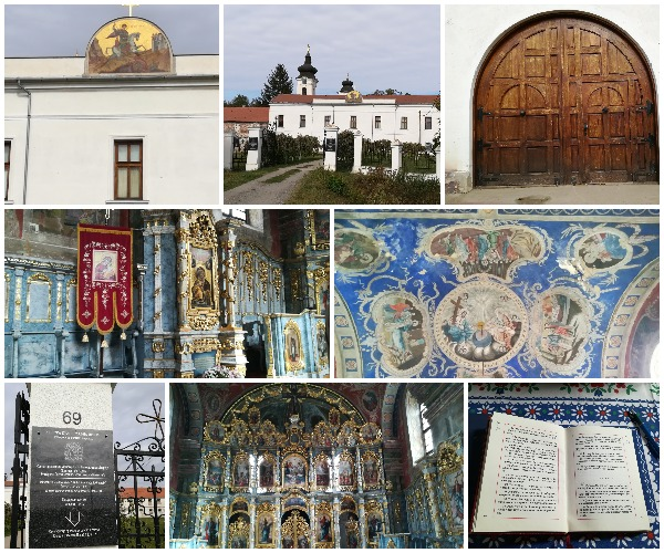 manastirea sfantul gheorghe comuna birda timis