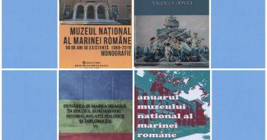 publicatii muzeul marinei romane