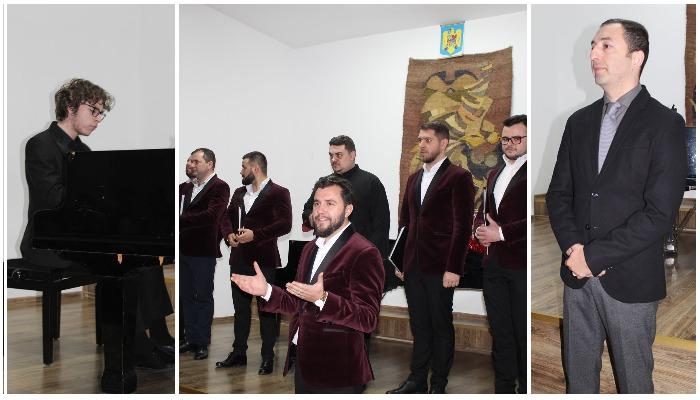aram nita corala armonia liviu merdinian concert craciun