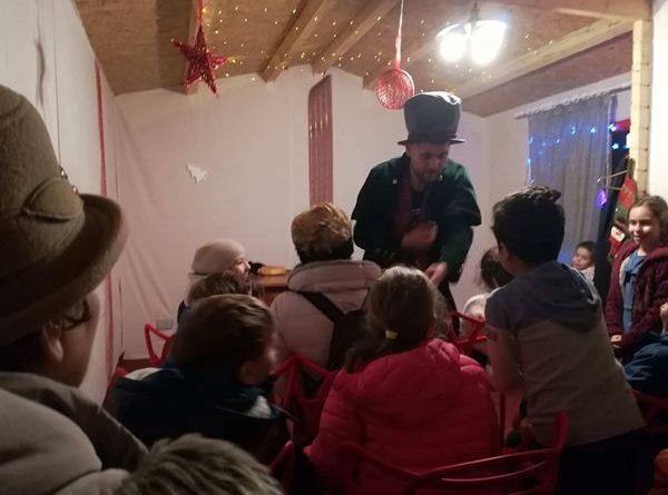 atelierul de magie festivalul iernii constanta