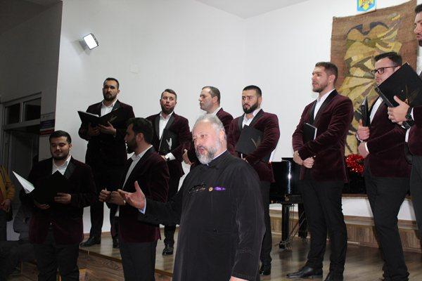 corala armonia concert craciun