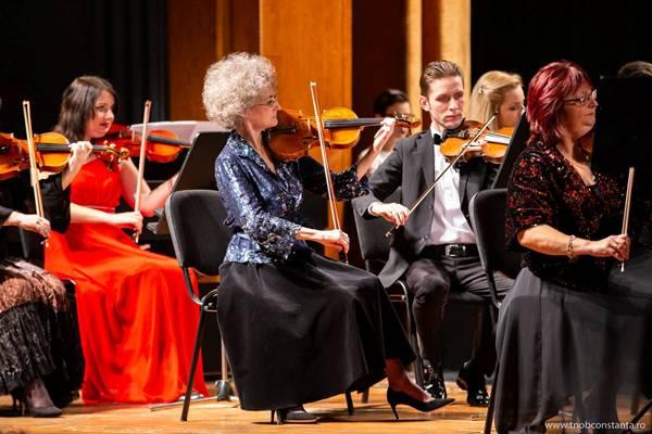 orchestra simfonica teatrul oleg danovski constanta
