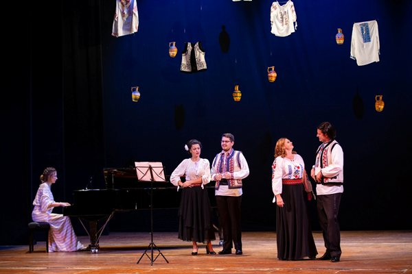 sarbatoarea muzicii romanesti teatrul oleg danovski