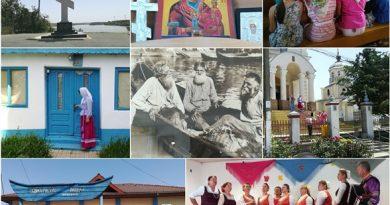 Aspecte din viata rusilor lipoveni Ghindaresti