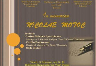 afis in memoriam nicolae motoc