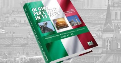 ocolul italiei in 14 etape carte