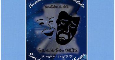 festivalul online seri de teatru la pontul euxin