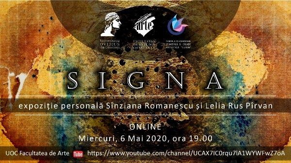 signa afis lelia rus parvan sanziana romanescu
