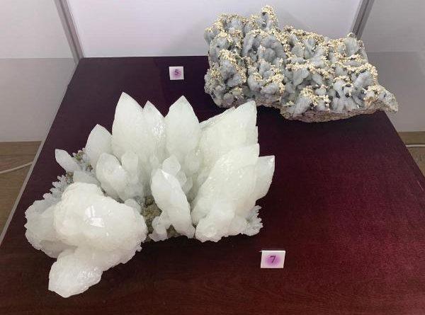 expozitie minerala muzeul de istorie constanta constanta