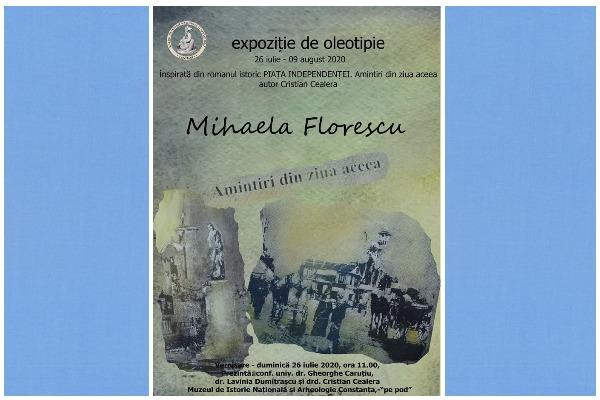 mihaela florescu afis expozitie amintiri din ziua aceea
