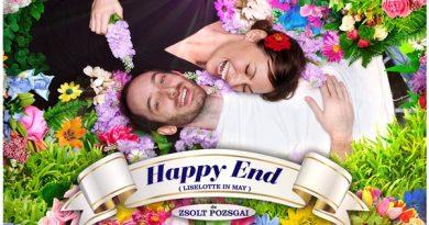 Happy End afis