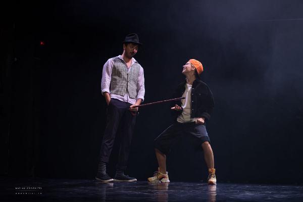 doi tineri din verona teatrul de stat constanta lucian iftime catalina mihai