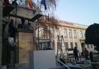bustul reginei maria muzeul de arta constanta