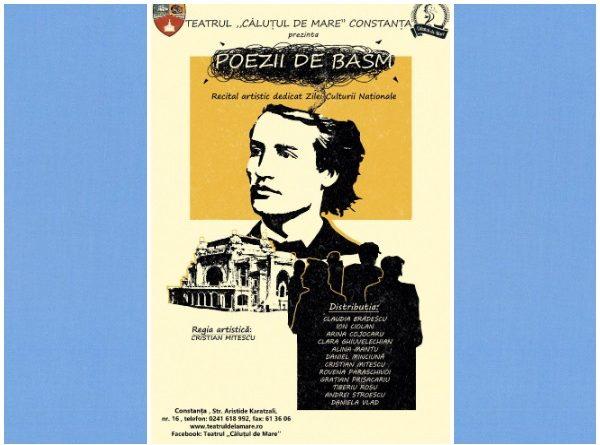 ziua culturii nationale teatrul calutul de mare