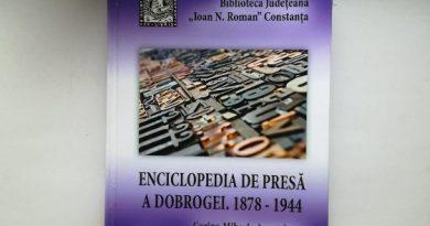 Enciclopedia de presa a Dobrogei. 1878-1944