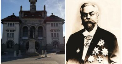 Anghel Saligny muzeul de istorie constanta