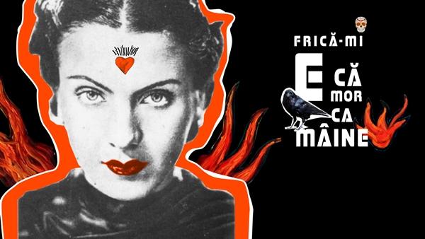Maria Tanase spectacol Carmen Lidia Vidu