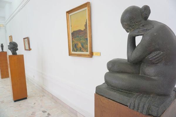 oscar han muzeul de arta constanta