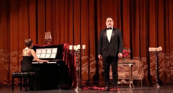 recital doru iftene
