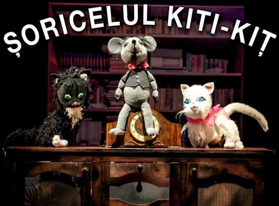soricelul kiti kit teatrul pentru copii calutul de mare constanta
