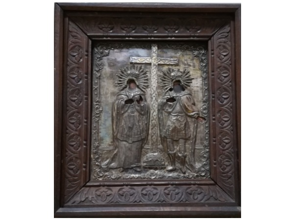sfintii imparati constantin si elena muzeul de arta populara constanta