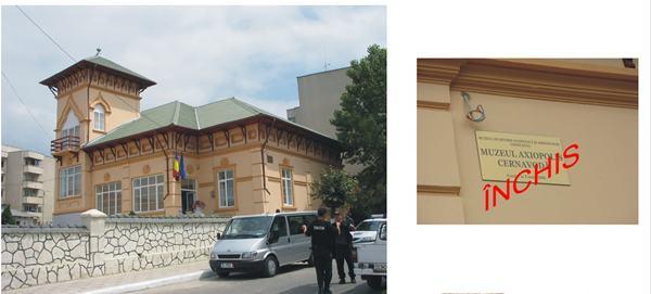 muzeu axiopolis cernavoda