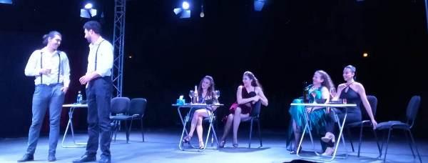 seri de teatru seara