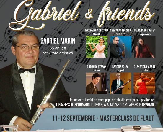 afis concert gabriel and friends