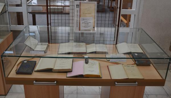 carti cu autograf biblioteca judeteana constanta ziua limbii romane 2021